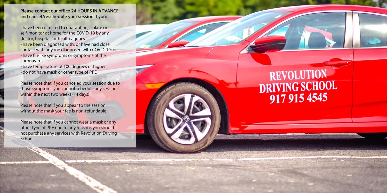 rev driving schools covid main